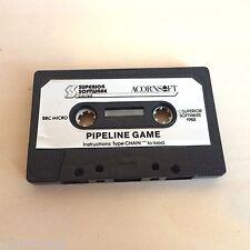 PIPELINE - SUPERIOR SOFTWARE - CASSETTE SEULEMENT - BBC/ELECTRON 1988 - TESTÉ - VGC