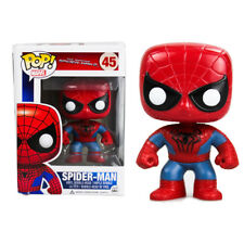 Funko POP Marvel The Amazing Spider-Man 2 Spiderman #45 Vinyl Action Figure Toy