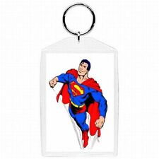 DC Comics SUPERMAN Man of Steel Photo Collectible Keychain #4