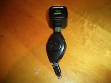 ReTrak Retractable 2.4 Amp Lightning Wall Charger for iPod / iPhone Works Great!