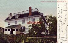 pre-1907 GLEN-SANDERS HOUSE, SCOTIA, NY. 1907