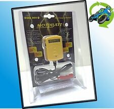 Motobatt Motorcycle Battery Chargers & Optimisers
