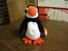 1997 Ty Beanie Baby -Puffer-Ages 3 And Up-Boys And Girls