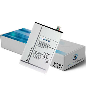 Batterie interne pour Samsung Galaxy Tab S 8.4 SM-T700 SM-T705 EB-BT705FBE