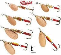 Mepps Aglia DECOREES Silber//schwarze punkte 3//6 5g By Tackle-deals for sale online