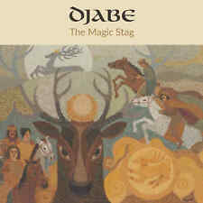 Djabe featuring Steve Hackett: The Magic Stag, CD/DVD Set