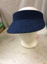 Vintage visors Denim Plain
