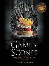NEW Game of Scones: All Men Must Dine: A Parody by Jammy Lannister