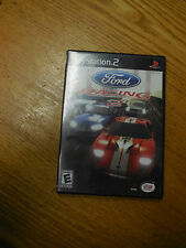 Ford Racing 2 (Sony PlayStation 2, 2003) RATED EVERYONE