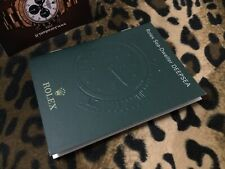 ROLEX BOOKLET LIBRETTO DEEPSEA 116660  ENGLISH ENG 11.2008