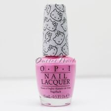 Opi Nail Lacquer Hello Kitty Collection - Nl H83 Look at My Bow! 15ml Nlh83