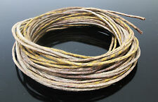 141# Amazing 00'S Western Electric Cloth 18GA wire 3.5M 4pc for 300B amplifier