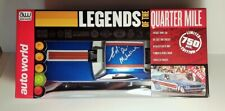 """Signed by """"The Ace"""" W-COA 1/18 Whipple McCulloch Plymouth Barracuda Funny Car!!"""