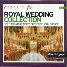 ROYAL WEDDING COLLECTION  – PROMO 2 CD SET: MENDELSSOHN WAGNER PACHELBEL