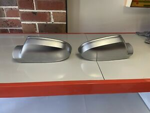 Audi Orginal RS4 B8 Mirrors Aluminium Matt Finish