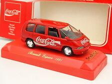 Solido 1/43 - Renault Espace Coca Cola