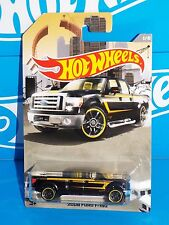 Hot Wheels Wal-Mart Exclusive RAD Trucks Series 1/8 2009 Ford F-150 Black