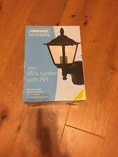 Outdoor Security PIR Sensor 60 W Mini Lantern Light