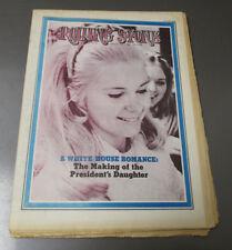 1971 ROLLING STONE Magazine #85 FN- Lenny Bruce
