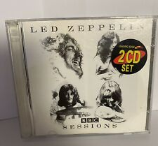 Led Zeppelin Bbc Sessions 2 Disc CD Robert Plant Jimmy Page Free Postage Z