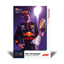 Topps Now Formula 1 - Card 023 - Max Verstappen - Dominant Drive
