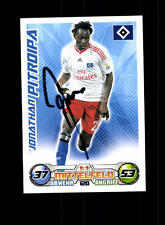 Jonathan Pitroipa Hamburger SV Match Attax CARD ORIGINALE FIRMATO + a 153921