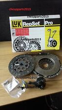 Luk 3PC Clutch Kit With CSC Slave Cylinder Ford Focus 1.8TDCi C-MAX GALAXY S-MAX