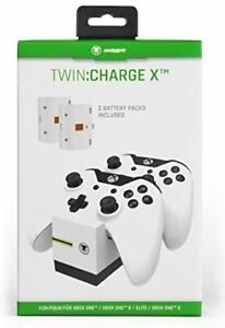 Snakebyte Xbox One Twin:Charge X White SB911743