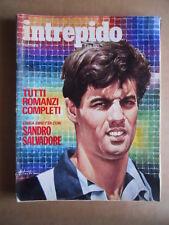 INTREPIDO n°1 1973 Inter Juve - Elton John  [G550]