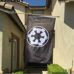 For Star Wars,for Large Galactic Empire Black Flag 3X5Ft Hone Outdoor Banner