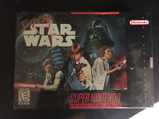 Super Star Wars Super Nintendo Snes Nes New Sealed VGA N64 Ps1 Ps2 Ps3 Sega