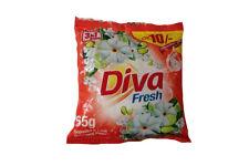 Diva Sepalika & Lime Detergent Washing Powder Fresh Clothes 65g