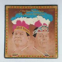 LOS INDIOS TABAJARAS Mellow Nostalgia APL12082 LP Vinyl VG++ Cover VG+