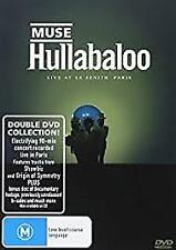 Muse Hullabaloo: Live at Le Zenith, Paris (DVD), Like new, Region-4, Free post