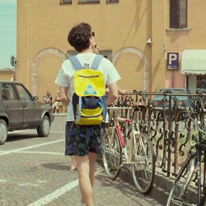 André Aciman Call Me by Your Name Backpack CMBYN Elio Rucksack Shoulder Bag New