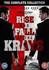 Rise and Fall of The Krays - DVD Region 2