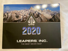 2020 UTG Leapers Catalog Shot Show Las Vegas, NV