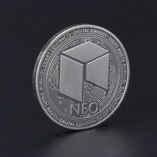 Bitcoin Cryptocurrency Nero In Code We Trust 1 oz .999 Silver BU USA Round