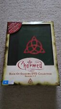 Charmed Book Of Shadows Dvd Set Very Rare Includes Series 1-7 with space for 8