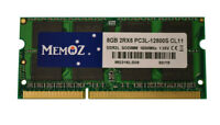 8GB DDR3 RAM Notebook PC3L 12800 Laptop Memory So-Dimm Memoz 5 Years Warranty
