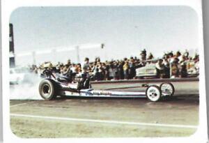 1973 Fleer  AHRA Race USA 6 diff. cd. lot  L@@K!!!