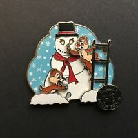 WDW - Artist Choice - Chip & Dale - Limited Edition 1500 Disney Pin 52271
