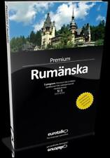 Eurotalk: Premium Romanian DVD-Rom - Usually ships within 12 hours!!!