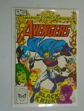 Avengers #225 Direct edition 6.0 FN (1982 1st Series)