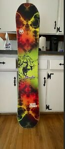 2017 Never Summer Bantam Snowboard 136cm