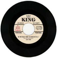 "ELSIE MAE  ""DO YOU REALLY WANT TO RESCUE ME - Part 1""  DEMO  NORTHERN SOUL / R&B"