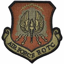 Air Force Rotc Patch - Usaf Ocp/Scorpion