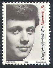 Denmark 1986 Prince Frederik/Royalty/Royal/Birthday/People 1v (n40949)
