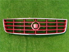 Genuine OEM GM Factory 1998 Through 2004 Cadillac Seville STS SLS RED Grill