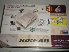 IOGEAR GUC2000L MiniDock Port Replicator 26026
